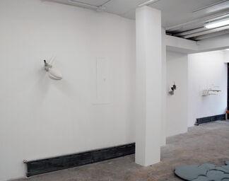 Martin Schwenk, installation view