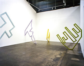 Patrick Nickell, installation view