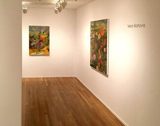 Vera Iliatova: Drift, installation view