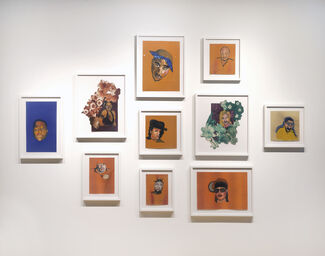 Joyce J. Scott: Can't We All Just Get Along?, installation view