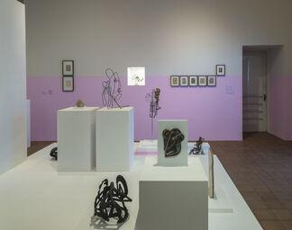 Páramo at Dallas Art Fair 2017, installation view