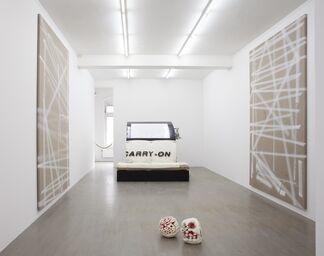 Johan Berggren Gallery at MARKET Art Fair 2015, installation view