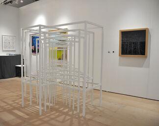 The Flat - Massimo Carasi at SCOPE Miami Beach 2015, installation view