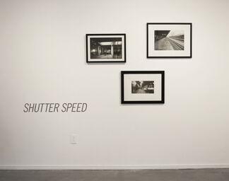 Shutter Speed, installation view