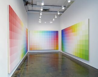 Robert Swain: Color as Color, installation view