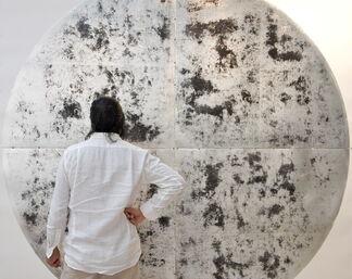 Rirkrit Tiravanija - Time travelers chronicle (doubt): 2014 - 802,701 A.D., installation view