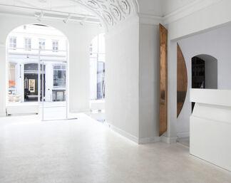 Eva Koch solo show 2017, installation view