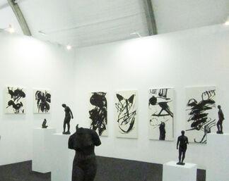 Ke-Yuan Gallery at Art Central 2017, installation view
