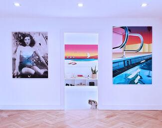 Lost Summer, installation view