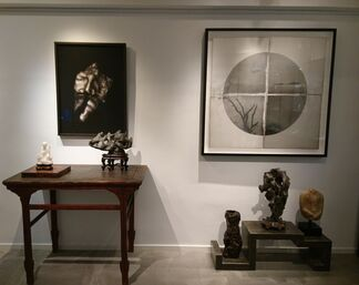 Works of Art, installation view