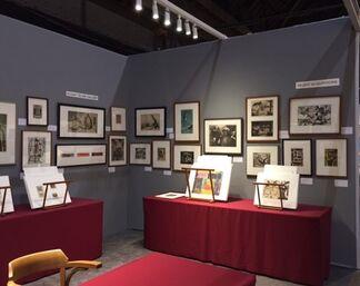 Susan Teller Gallery at IFPDA Print Fair 2016, installation view