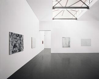 Raimund Girke   Werke 1953-2002, installation view