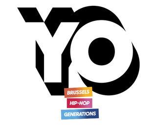 YO - Brussels Hip Hop Generations, installation view