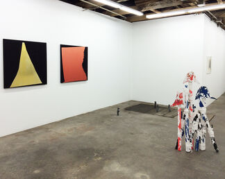 The Outlanders, installation view