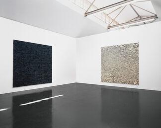 Günther Uecker | Geschriebene Bilder, installation view