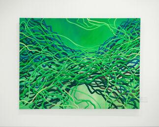 """""""Energy Flow"""" by Julien Grudzinski, installation view"""