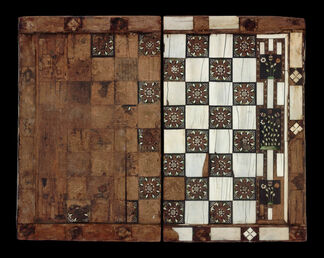 Kings & Pawns: Board Games from India to Spain, installation view