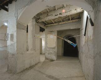 Gilberto Zorio - Senza Titolo, installation view