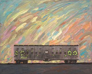 Steve Coffey - Fallen Star Car, installation view