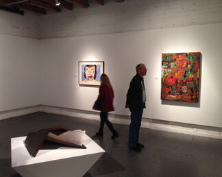 Selections from the Daniel Saxon and Channing Chase Collection, installation view
