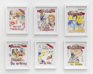 Klowden Mann at UNTITLED Art, Miami Beach 2019, installation view