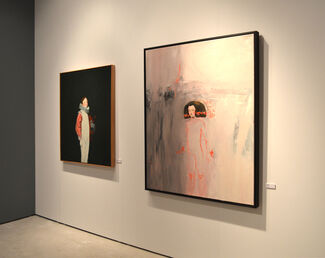 Coates & Scarry at CONTEXT Art Miami 2015, installation view