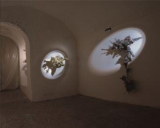 Richard Van Buren - Senza Titolo, installation view