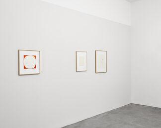 Jürgen Partenheimer | [memoria], installation view