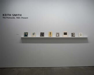 KEITH A. SMITH: The Postcards, 1965-Present, installation view
