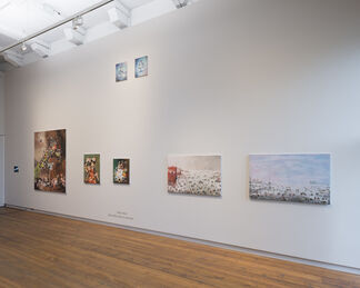 When Elephants Come Marching In: Echoes of the Sixties in Today's Art, installation view