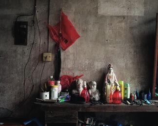 Robert van der Hilst – Chinese Interiors, installation view