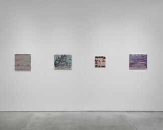 Dana Frankfort: there was a stone, installation view
