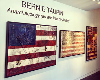 Bernie Taupin: Anarchaeology (an-ahr-kee-ol-uh-jee), installation view