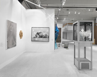 DITTRICH & SCHLECHTRIEM at The Armory Show 2017, installation view