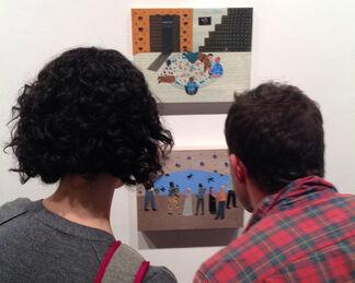 Andrea Joyce Heimer, installation view