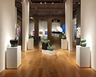 Recent Sculpture | Luis Montoya & Leslie Ortiz, installation view