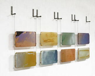 """Carrie McGee """"Balance"""", installation view"""