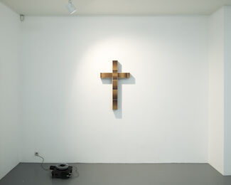 Group Show // Under Construction, installation view