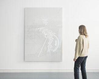 Mounir Fatmi // The Process, installation view
