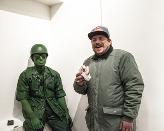John Keatley | Uniform, installation view
