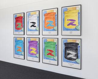 JOHN BALDESSARI: 30 Years at Gemini G.E.L., installation view