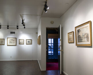 Master Drawings, installation view