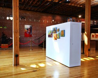 A Radiant Path, installation view