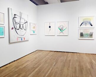 Uprise Art at PULSE New York 2016, installation view