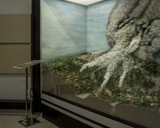 Isidro Ramirez: Uncertain Topographies, installation view