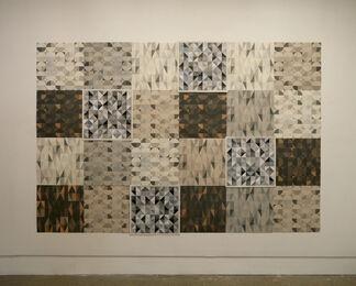 Matthew Collings and Emma Biggs: Suspicious Utopias, installation view