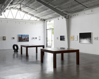 Christian Patterson Redheaded Peckerwood, installation view
