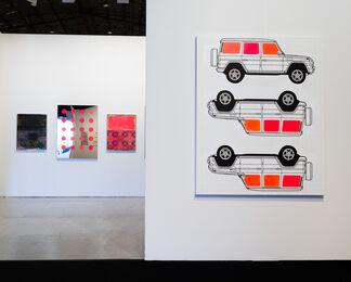Meliksetian | Briggs at Art Los Angeles Contemporary, installation view