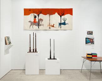 James Barron Art at NADA Miami Beach 2015, installation view