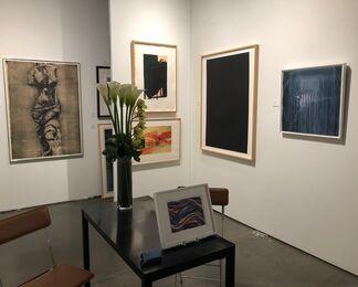 F.L. Braswell Fine Art at Seattle Art Fair 2018, installation view